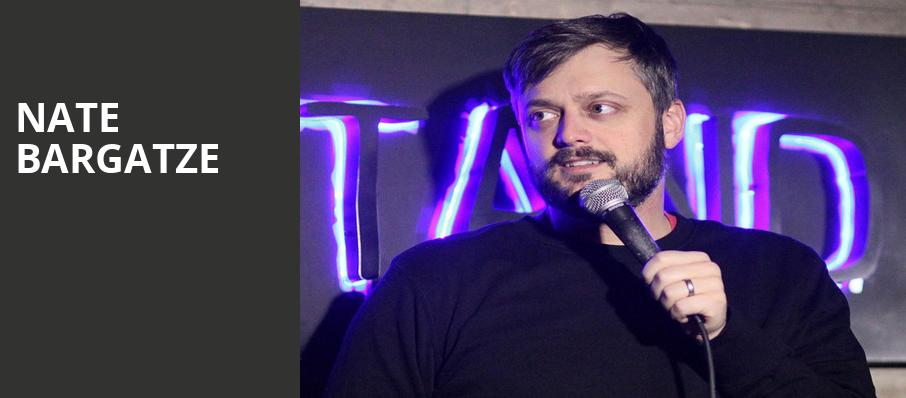 Nate Bargatze, Orpheum Theatre, Madison