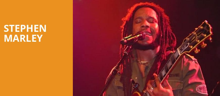 Stephen Marley, Majestic Theatre, Madison