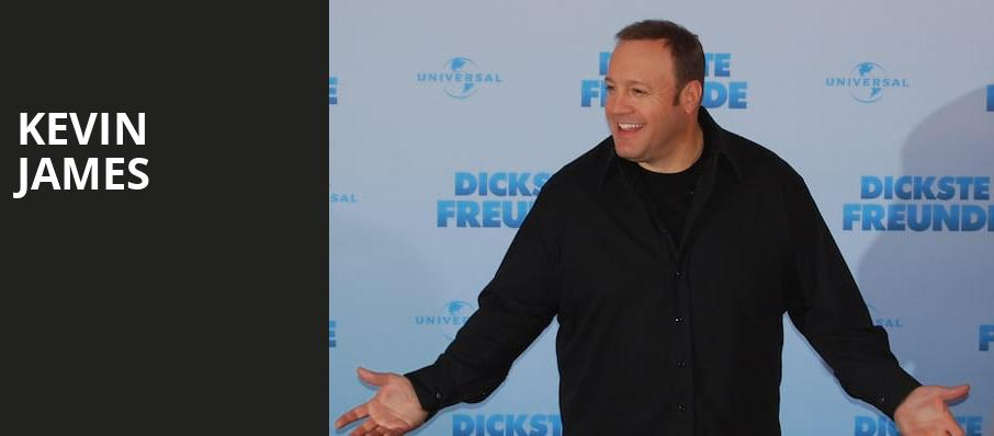Kevin James, Orpheum Theatre, Madison