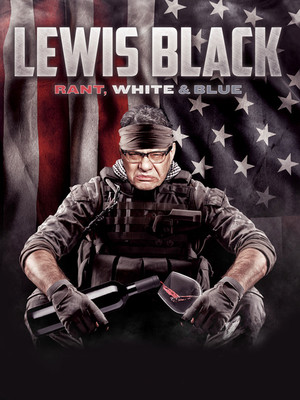 Lewis Black, Orpheum Theatre, Madison