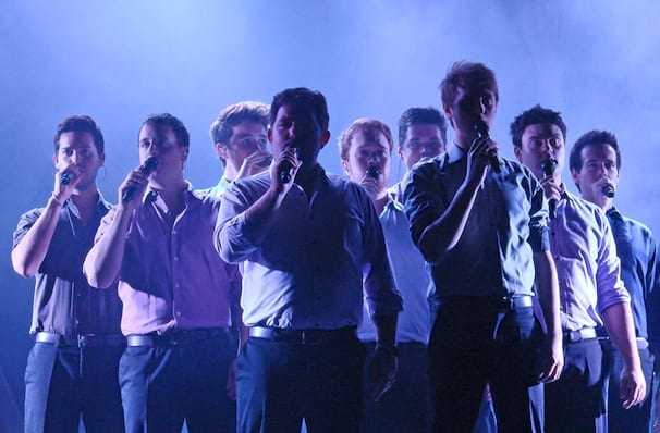 The Ten Tenors dates for your diary