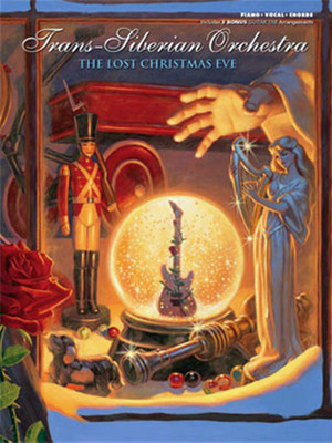 Trans-Siberian Orchestra: The Lost Christmas Eve Poster