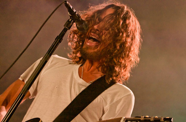 Chris Cornell, Overture Hall, Madison