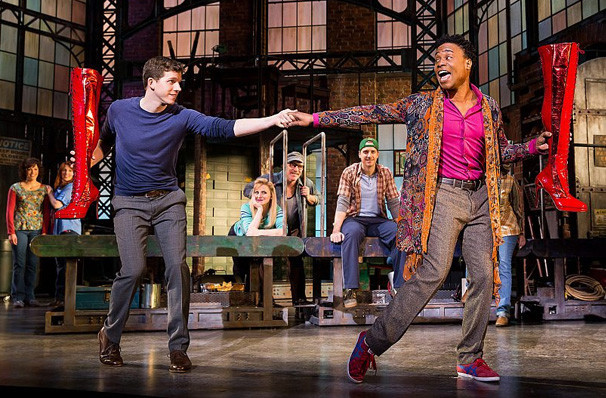 Kinky Boots, Overture Hall, Madison