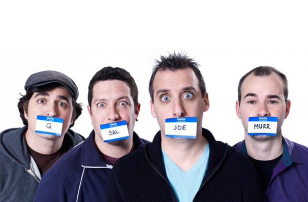 Cast Of Impractical Jokers & The Tenderloins dates for your diary
