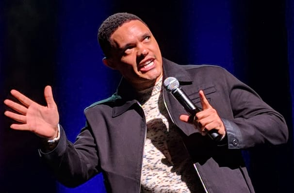 Trevor Noah, Orpheum Theatre, Madison