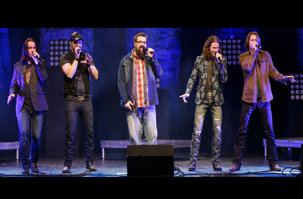 Home Free A Country Christmas, Orpheum Theatre, Madison